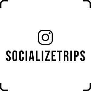 Tag Instagram do Socialize Trips